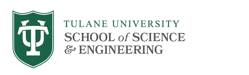 Tulane Shield logo linking to site home page